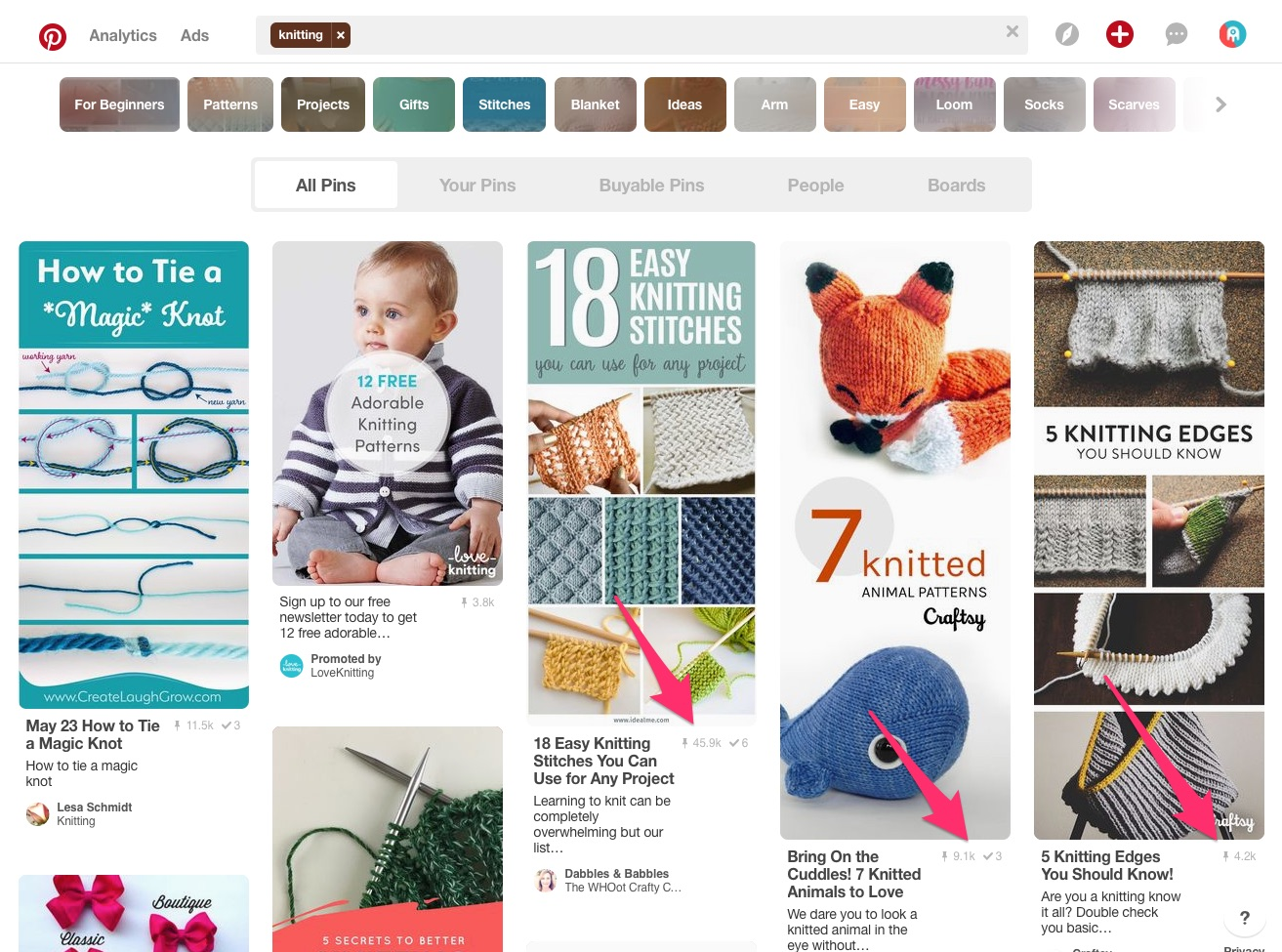 how to get pinterest traffic for your blog